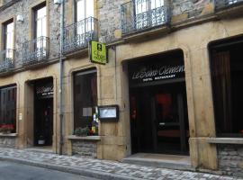 圣克莱门特餐饮酒店, Saint-Clement-sur-Valsonne