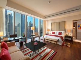 迪拜欧贝罗伊酒店,位于迪拜的酒店