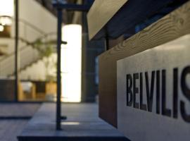 贝尔威利斯SPA酒店