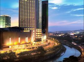 吉隆坡嘉登斯圣吉尔斯签名酒店及公寓