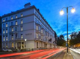 伦敦女王门辉盛阁国际公寓