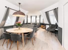 Luxury 2 Bedrooms Le Louvre I by Livinparis,位于巴黎的公寓