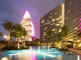 三亚海棠湾艾诺拜海景酒店式公寓