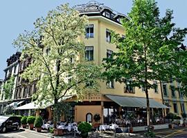 花园湖瑞士品质酒店