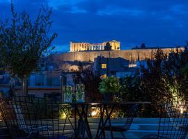 雅典B4B签名酒店