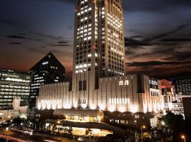阪急国际酒店,位于大阪的酒店
