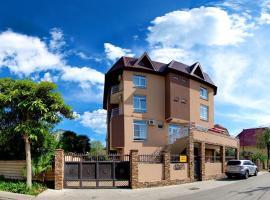 Hotel Margo,位于阿德勒的旅馆