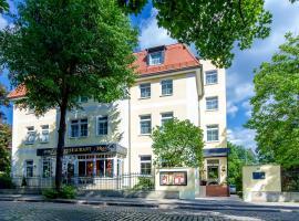 普雷瓦特阿克森特禁烟酒店,位于德累斯顿的酒店