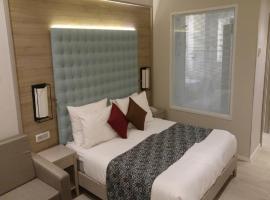 艾斯炊酒店,位于埃拉特埃拉特长廊附近的酒店