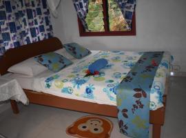 奥法海滩简易别墅,位于Tanna Island的酒店