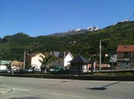 拉派克斯酒店, Luzenac