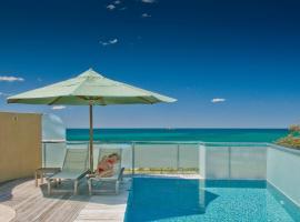 海滩套房酒店