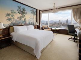 港岛香格里拉大酒店