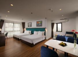 河内巴比伦花园酒店及spa中心