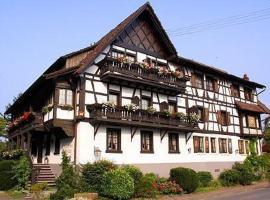 施多罗是瓦兹瓦尔德酒店