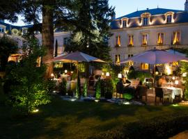 Hostellerie Cèdre & Spa Beaune,位于博讷的酒店