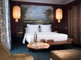 蒙特克里斯托酒店,位于巴黎的酒店