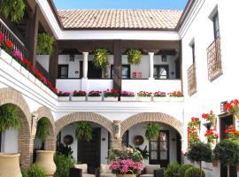 拉波萨达德皮拉尔套房公寓,位于科尔多瓦的公寓