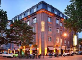 悉特酒店 ,位于曼海姆的酒店