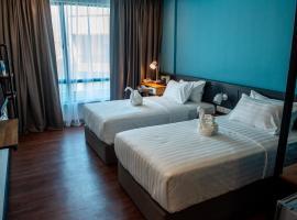 O&G Hotel Parit Buntar,位于巴力文打Ipoh Parade购物中心附近的酒店