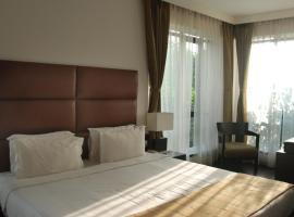 美特罗普尔酒店