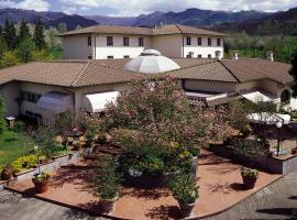 拉朗特娜餐厅酒店, Castelnuovo di Garfagnana