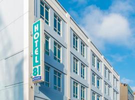 Hotel 81 Dickson (SG Clean),位于新加坡新加坡美术馆附近的酒店