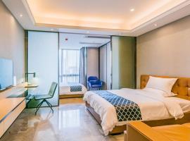 诺盟酒店公寓北京路捷登都会店