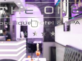 The One Boutique Hotel & SPA - Adults Only