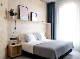 Talo Urban Rooms,位于圣塞瓦斯蒂安的旅馆