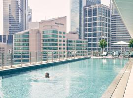Capri by Fraser China Square, Singapore (SG Clean),位于新加坡牛车水原貌馆附近的酒店