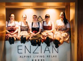 Hotel Enzian Hochsölden Superior