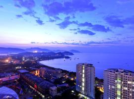 三亚柏瑞精品海景酒店,位于三亚的酒店