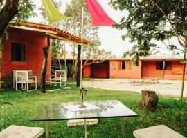 Hostel e Camping Cavalcante