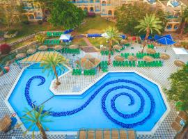 Club In Eilat - Coral Beach Villa Resort,位于埃拉特的酒店