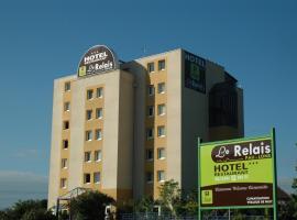 波城北里瑞拉思餐厅酒店