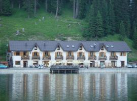 坎资湖畔旅馆, 米苏丽娜