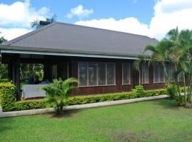 友好北部饭店, Labasa