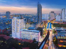 UHG绿色广场斯艾姆酒店,位于曼谷的酒店