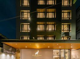P18 hotel,位于曼谷的酒店