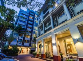 UHG阿索克素坤逸酒店,位于曼谷的酒店