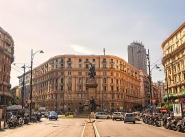 Be Italian Flat Piazza Bovio 22,位于那不勒斯的旅馆
