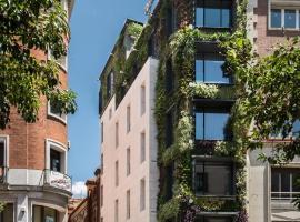 The Garden Suites,位于马德里的公寓