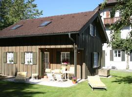 Ferienhaus Alp Chalet
