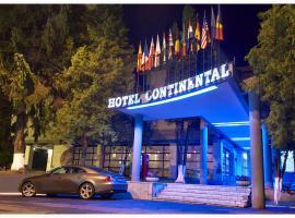 苏恰瓦大陆酒店