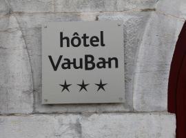 沃邦酒店, 贝桑松