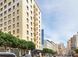 旧金山温德姆坎特伯雷酒店