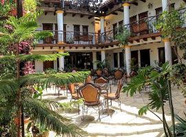格兰德玛丽亚酒店,位于圣克里斯托瓦尔-德拉斯卡萨斯的酒店