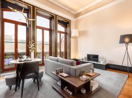 奥博波尔豪公寓,位于波尔图的公寓