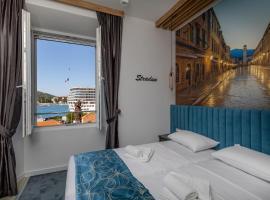 Apartments and Rooms Villa Naida,位于杜布罗夫尼克的旅馆